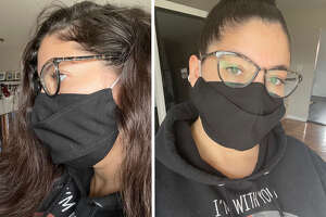 Best Face Mask for Glasses Wearers , $11.99 at CONICO Masks/Etsy