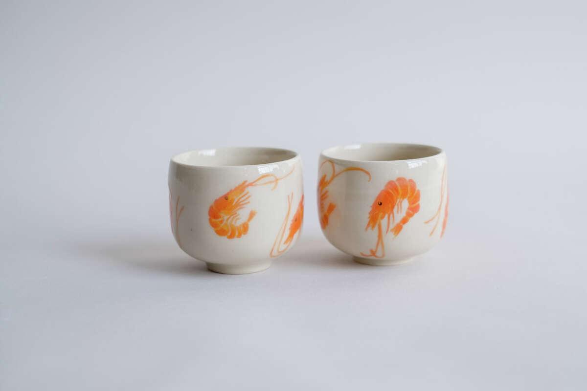 Ceremony teacups
