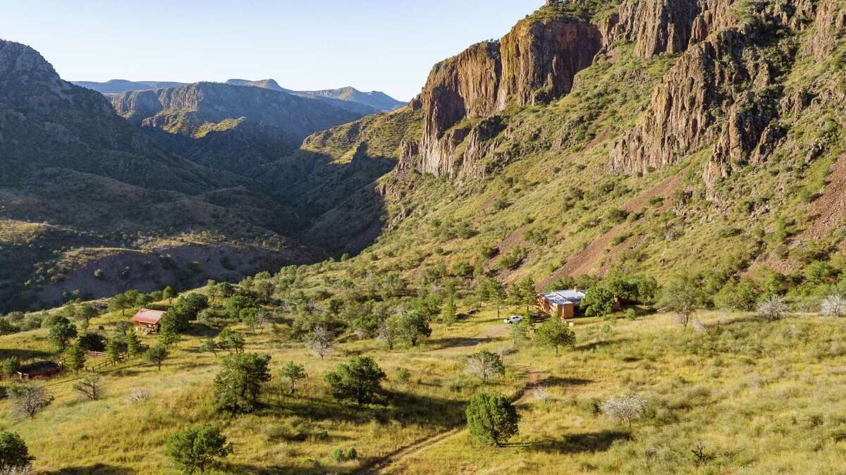 Withers Ranch, available for rental through Explore Ranches for $650 per adult per night, is part of a 100,000-acre bio-reserve. The ranch near Fort Davis also is the family ranch of Explore Ranches co-founder Allison Ryan.
