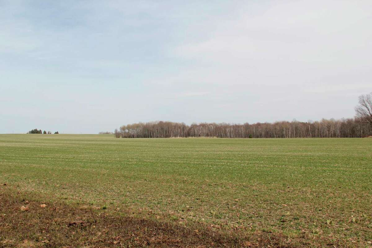 The site of a proposed new sand mine in Grant Township. West Side Sand Products would have to get a special use permit from the Huron County Planning Commission to proceed. (Robert Creenan/Huron Daily Tribune)