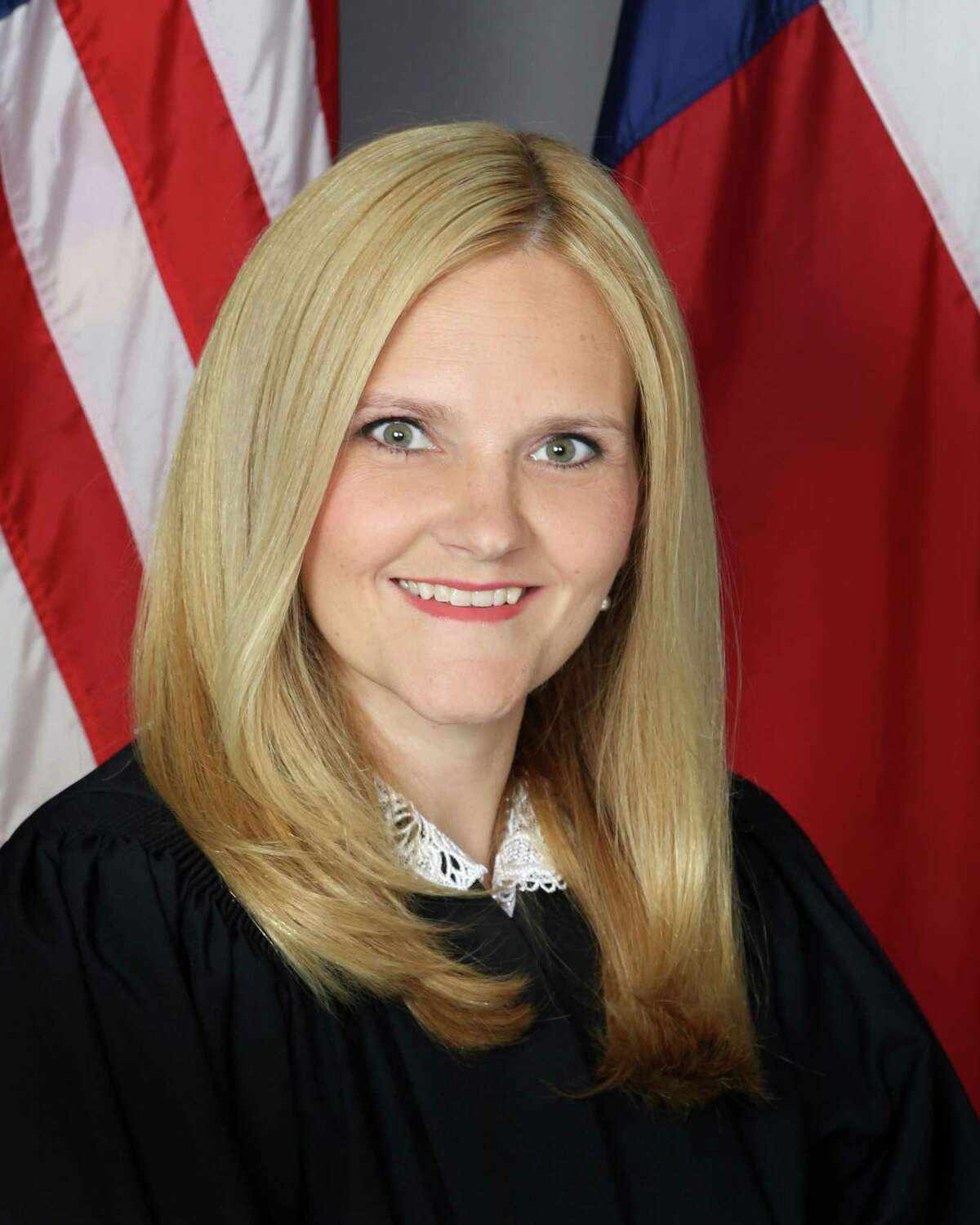 Laryssa Korduba, Justice of the Peace for Pct. 4, Place 2, will speak during the regular second Monday meeting of the Northwest Forest Republican Women on April 12.