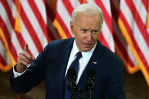 President Joe Biden speaks in Pittsburgh on Wednesday, March 31 about a $2.3 trillion infrastructure plan aimed at modernizing the transport network, creating millions of jobs and more.