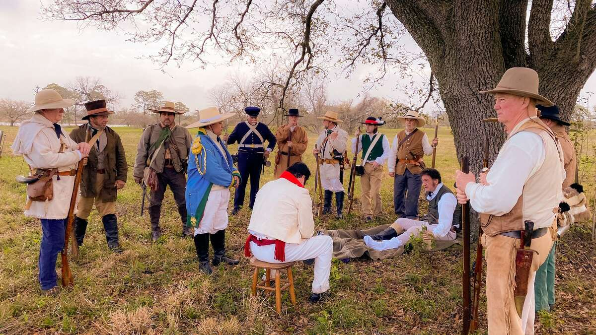 Canceled last year because of the pandemic, the San Jacinto Day celebration will take place on April 17 on the grounds of the San Jacinto Monument and Museum in La Porte.