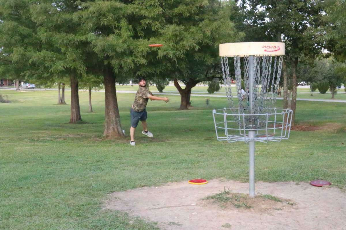 Friendswood should soon have a disc golf course like other Bay Area cities such as Taylor Lake Village.