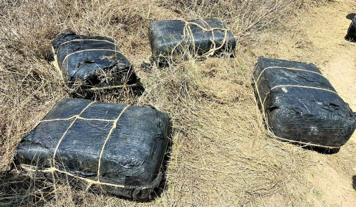 U.S. Border Patrol agents seized 292.6 pounds of marijuana by the west Laredo riverbanks. The contraband had an estimated street value of $234,080. The narcotics were turned over to the Drug Enforcement Administration.