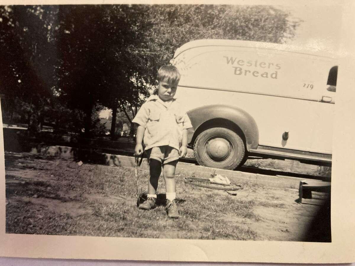 Wester's Bakery truck