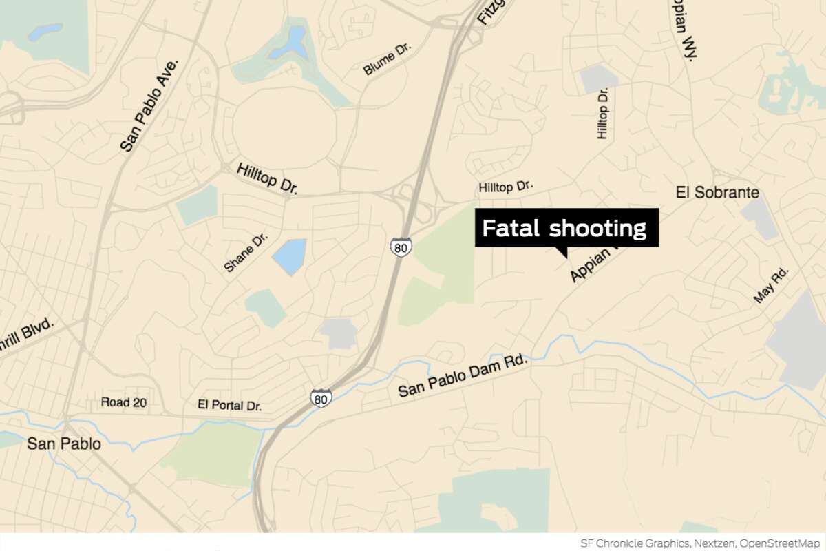 Deputies were called to a report of an assault with a deadly weapon on the 4500 block of Appian Way.