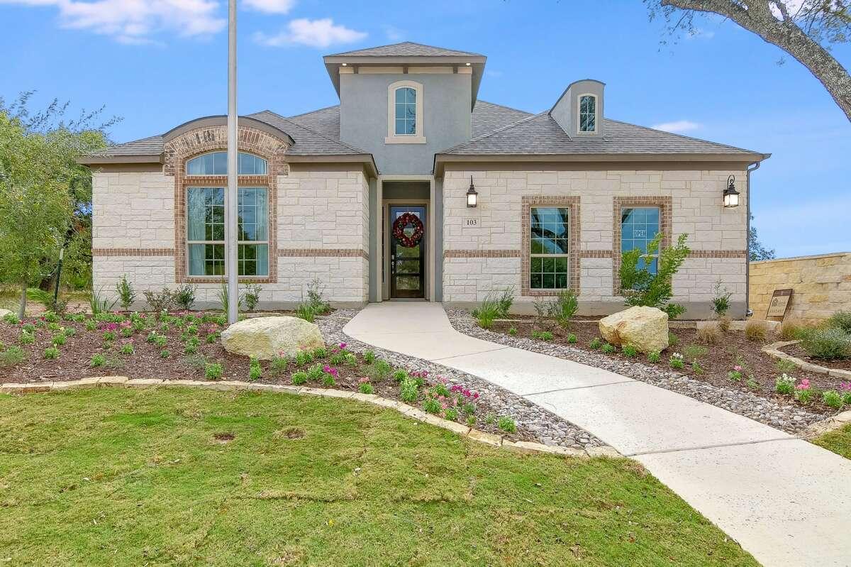 Sitterle Homes: 103 Cinnamon Creek, Boerne TX