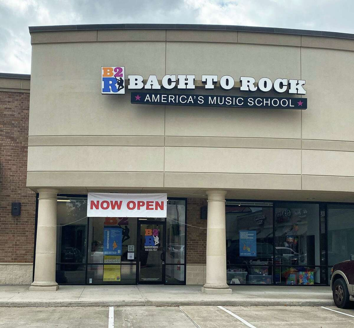 The Bach to Rock Grand Opening is set for April 24, 2021 from 10 a.m. to 2 p.m. at 13215 Grant Road, Suite 1300, Cypress, TX 77429. There will be free lessons, performances by instructors, and plenty of giveaways.