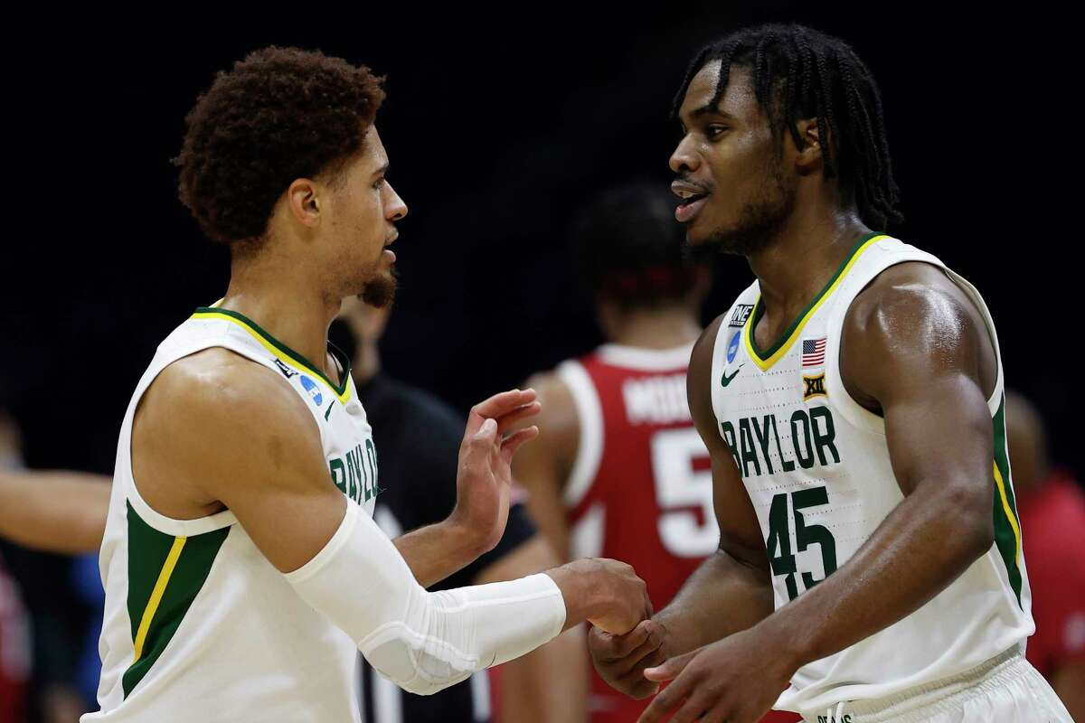 Devion Mitchell will be among the key players for Baylor against UH on Saturday.