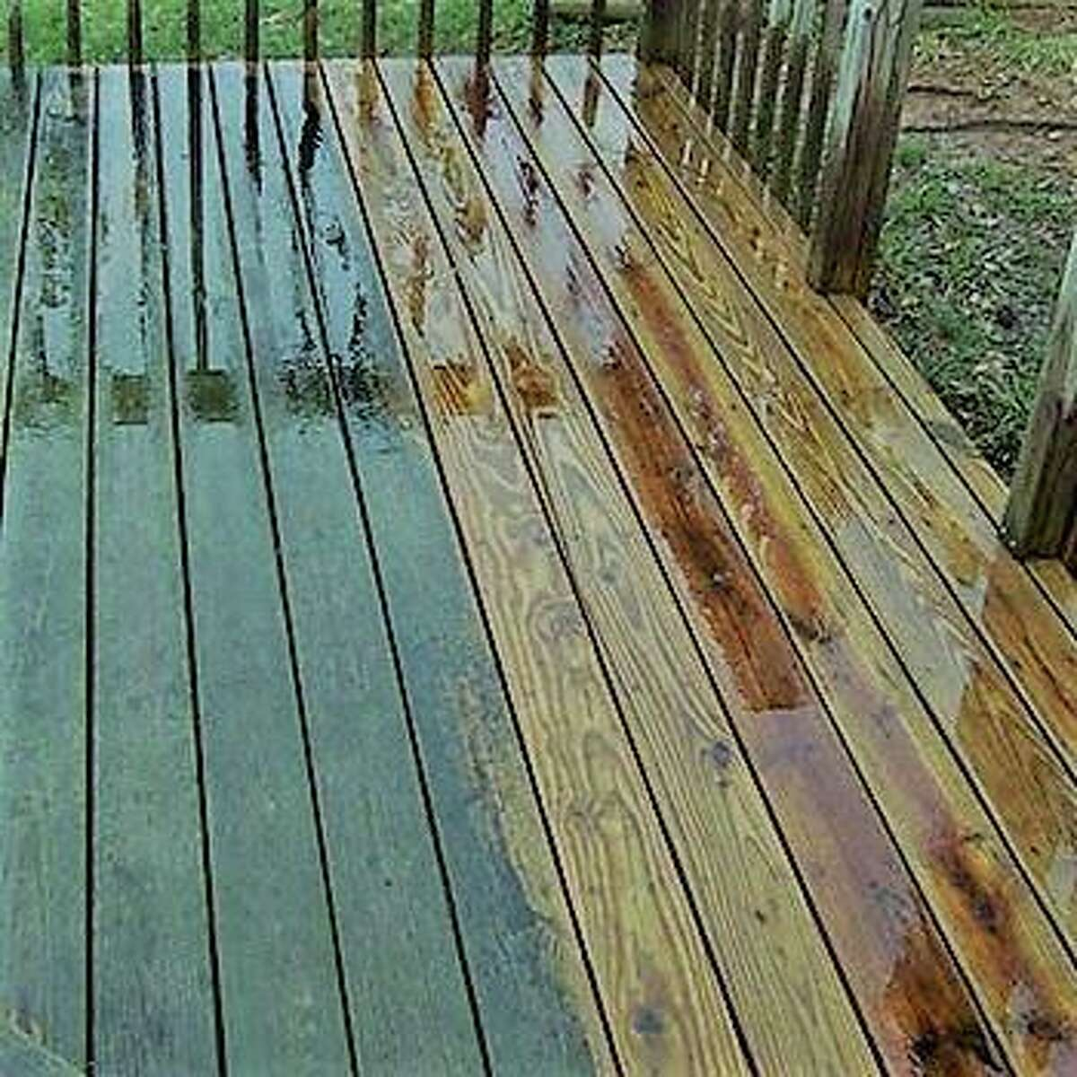 Sarge's Power Wash specializes in pressure-washing driveways, porches, decks, fencing, garages and soft-washing home exteriors. It is owned and operated by Deer Park resident and U.S. Army veteran Glen Beran.