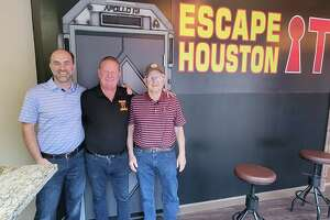 NASA engineers were invited to try their hand at escaping the room.