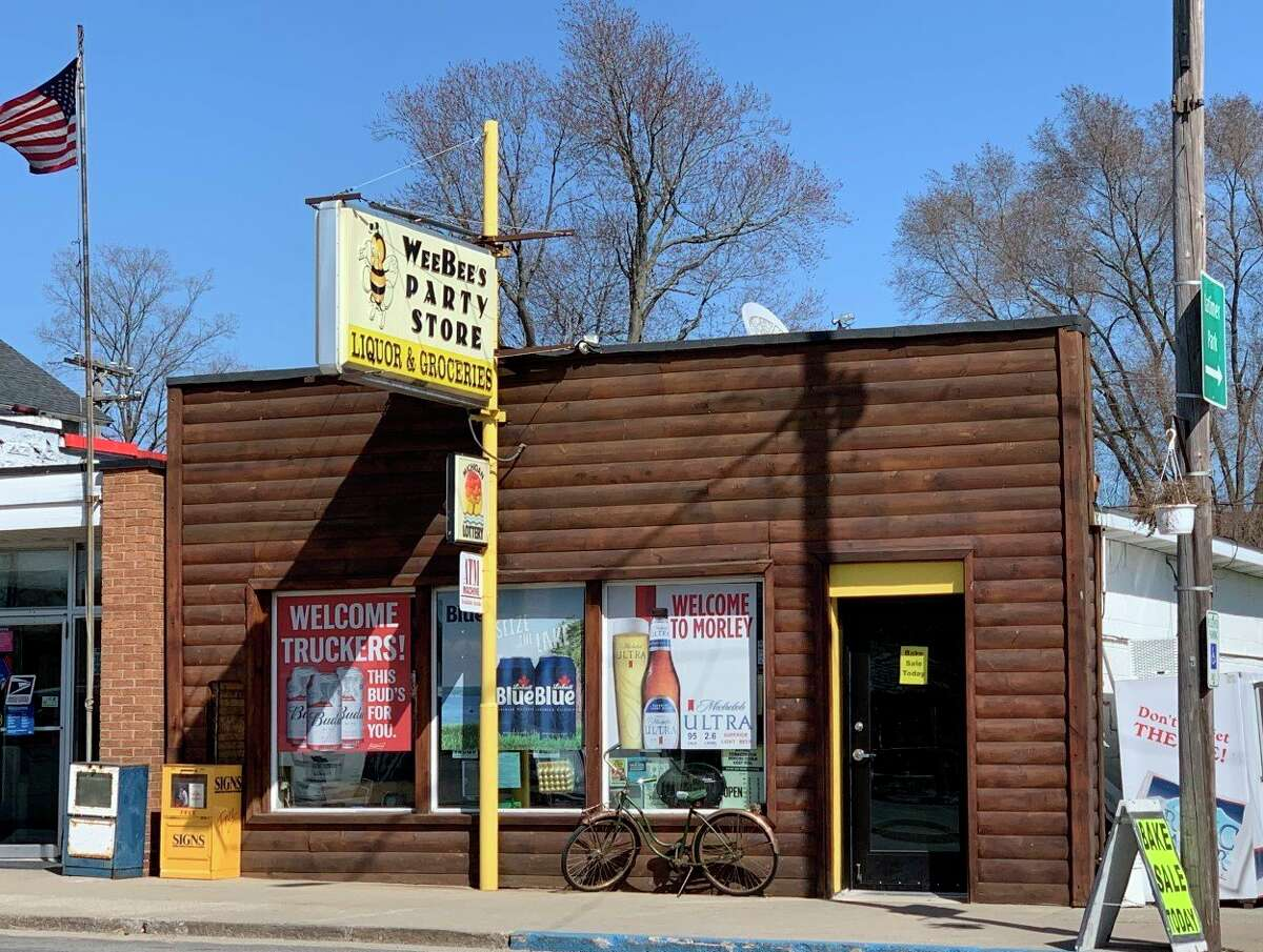 Wee Bee's Party Store in Morley will celebrate 34 years in business in July. The store has been opened for 12,000 consecutive days. (Pioneer photo/Cathie Crew)