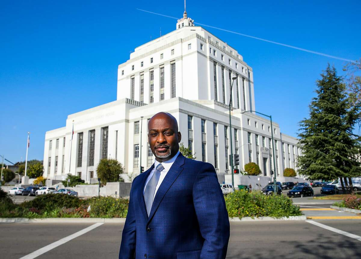 Since being appointed Alameda County's first Black public defender in 2012, Brendon Woods has been outspoken on a number of issues of criminal justice reform, including America's history of discriminatory jury selections.