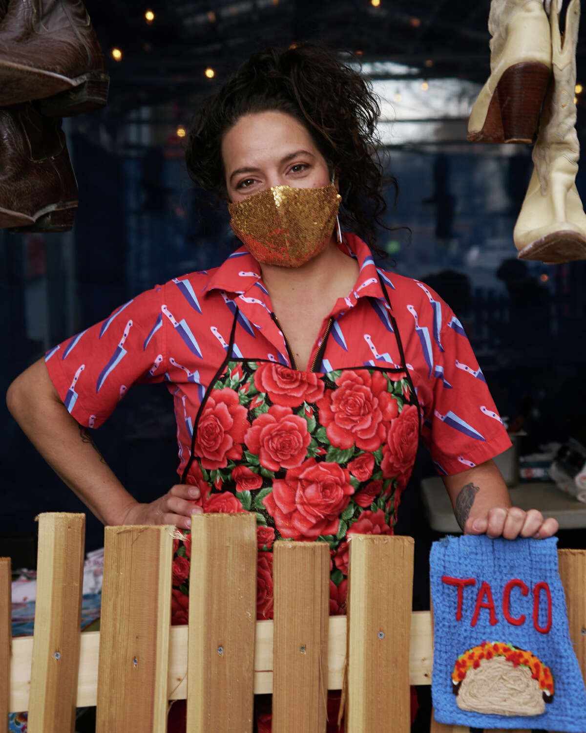 Lupe Flores of Situ Tacos
