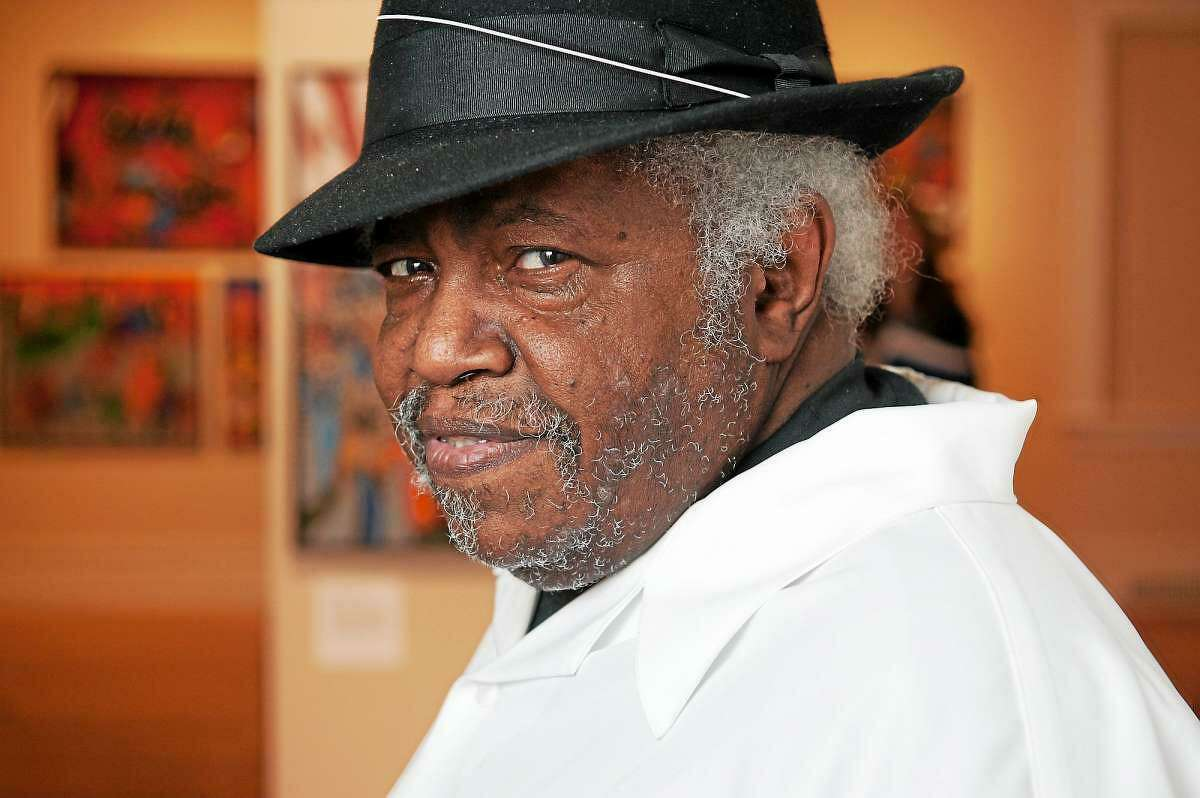Nationally-known, Georgia-born artist Winfred Rembert, who lived for much of his life in New Haven's Newhallville section. Rembert died Wednesday, March 31, 2021, at home after a long illness.