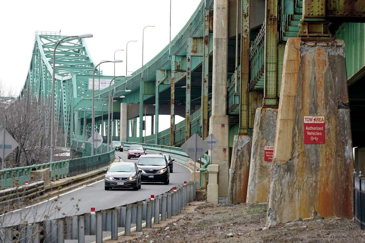 Bridges like this one in Massachusetts show the need to invest in infrastructure. President Joe Biden's plan also focuses on grid infrastructure and broadband, two key needs in Texas.