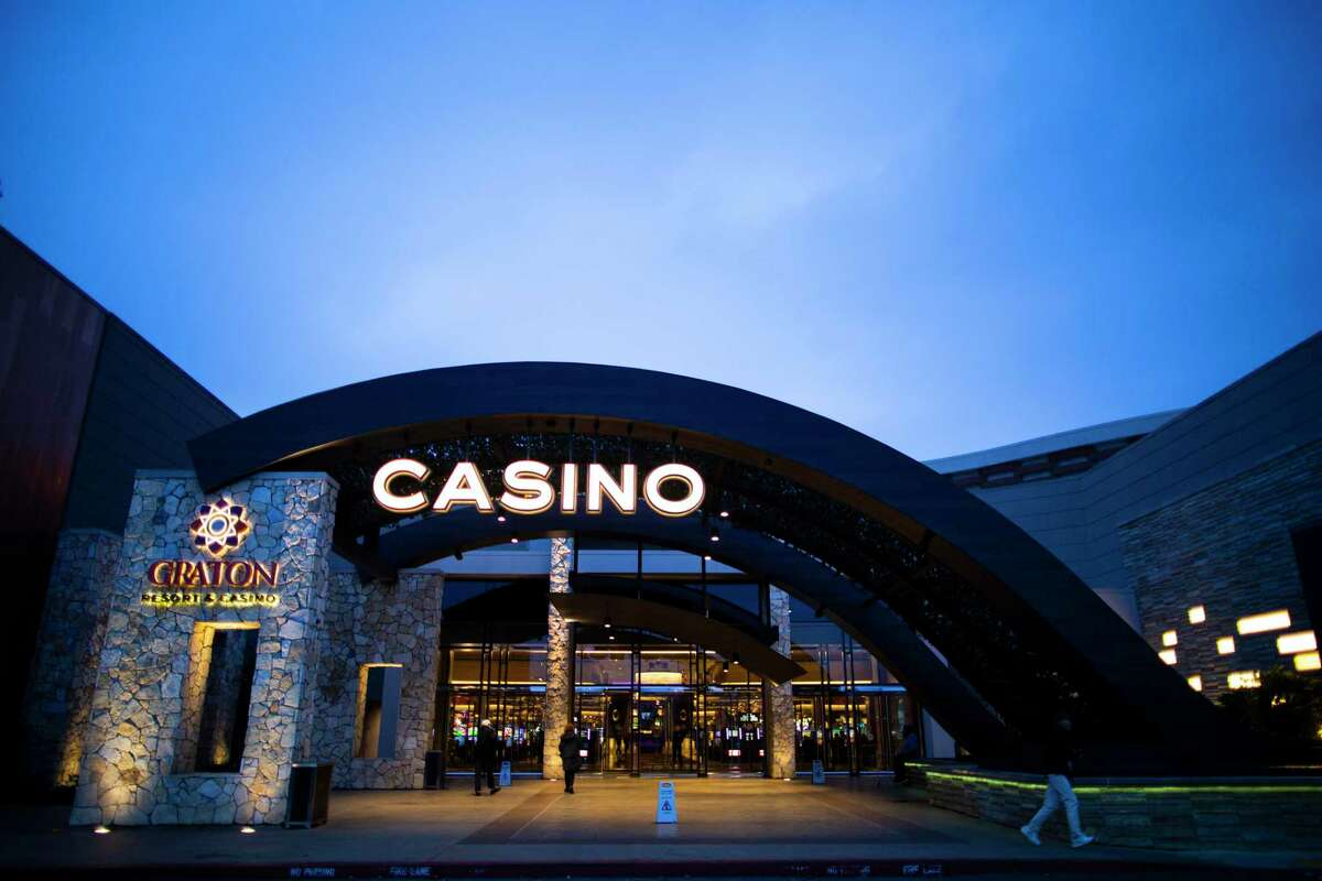 The Graton Resort and Casino in Rohnert Park converted a former events center into a nonsmoking gaming area.
