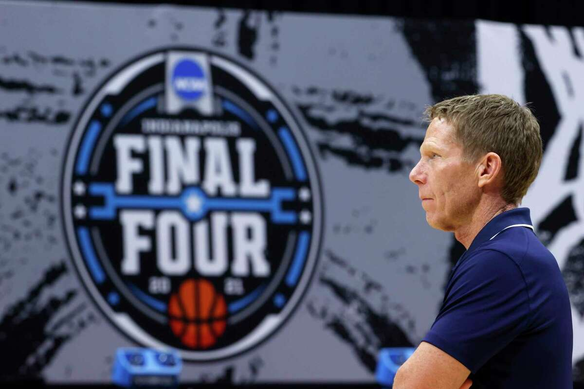 Texas A&M International head men's basketball Rodney McConnell coached against Gonzaga's Mark Few, pictured, back when he was an assistant at the University of Montana.