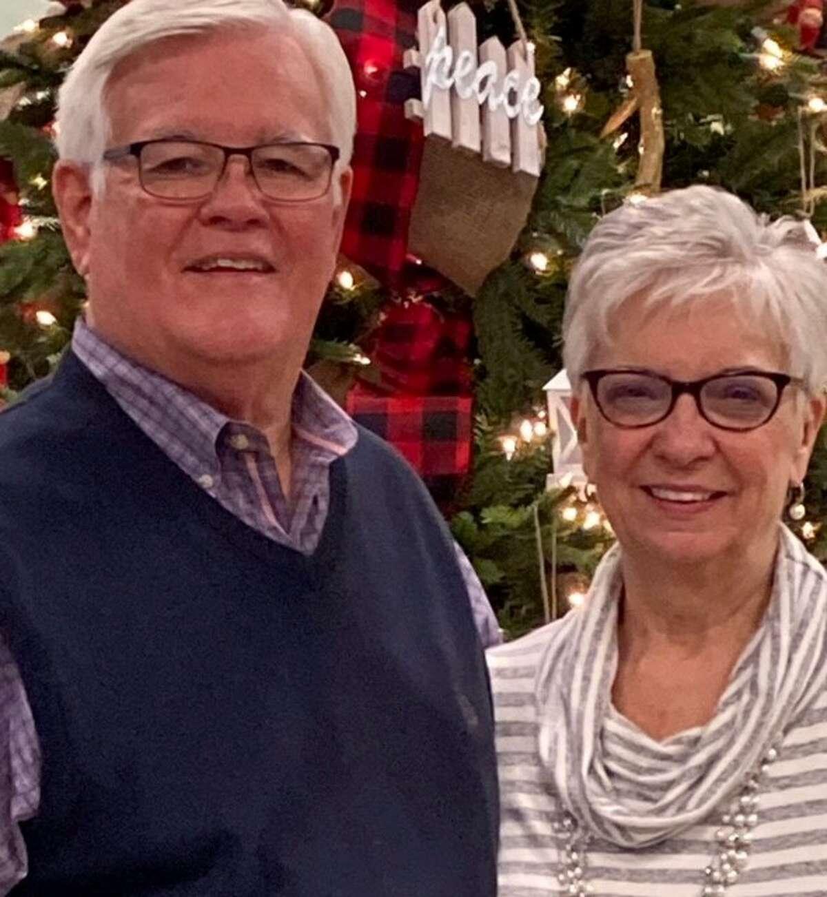Danny and Carolyn Andrews