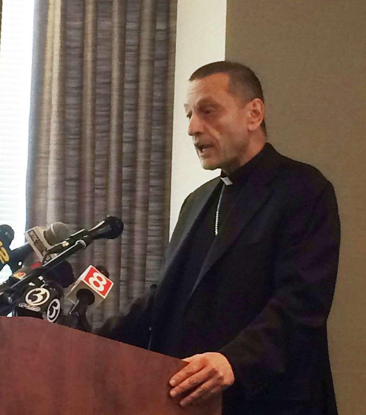 Bishop Frank Caggiano