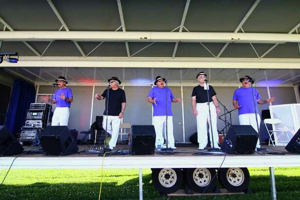 Yesteryear performs at Trumbull Day on June 29, 2018. This year's event is scheduled for July 2-3 with the annual fireworks show July 3.