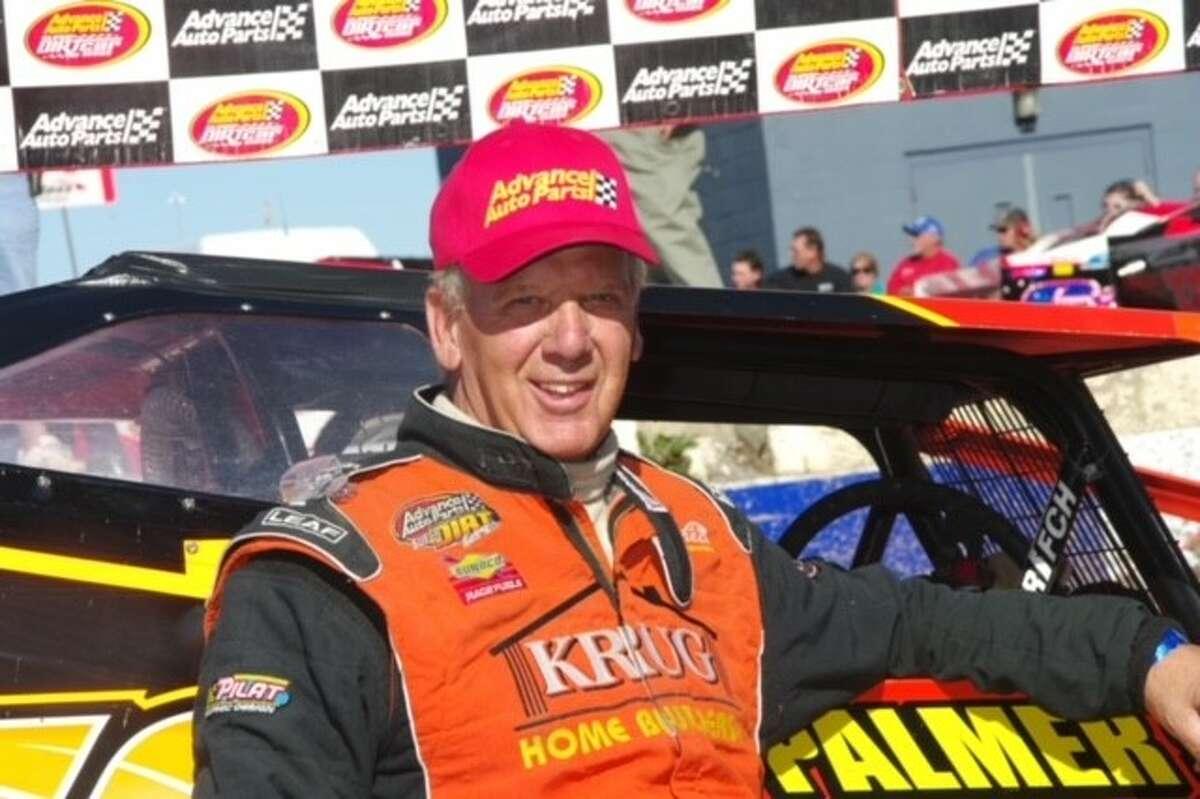 Race car driver Jack Johnson of Duanesburg. (Mark Brown Photography)