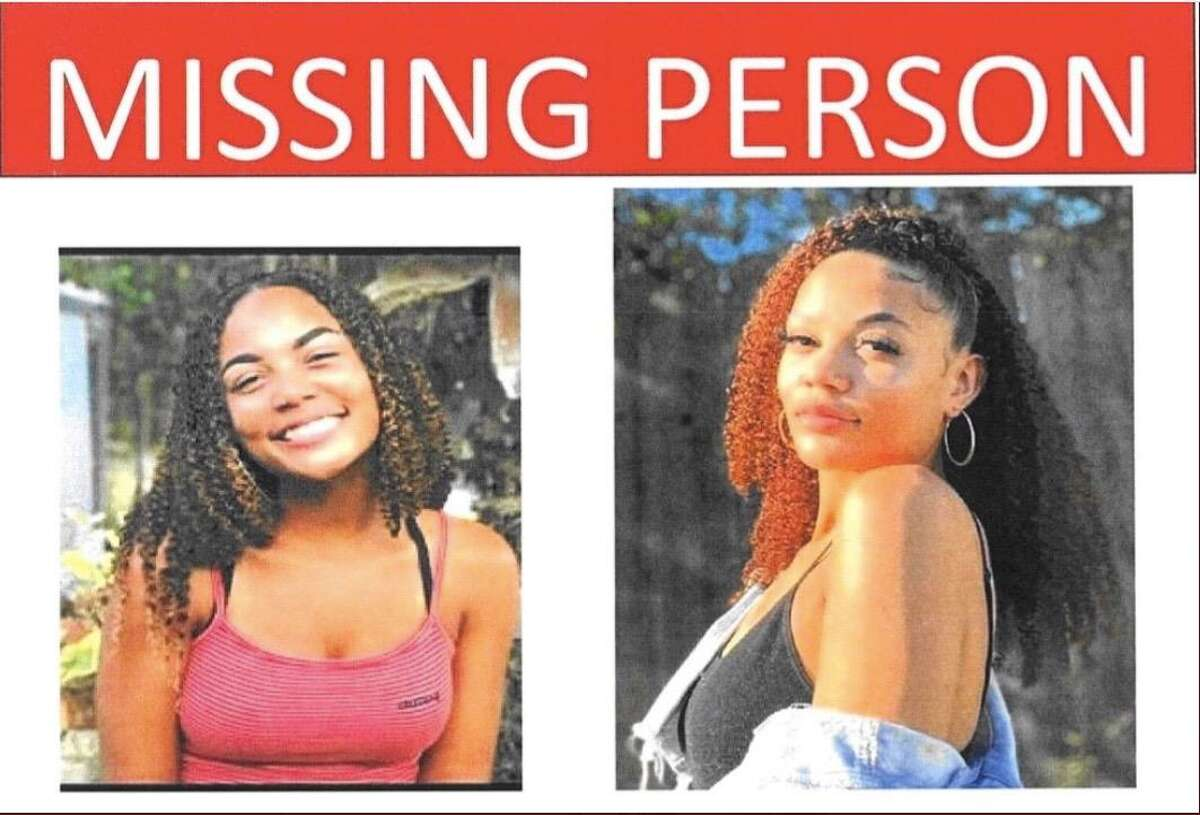 A missing person poster for Tatiana Dugger, who disappeared around Jan. 9, at which point her family filed a report with the Oakland Police Department.