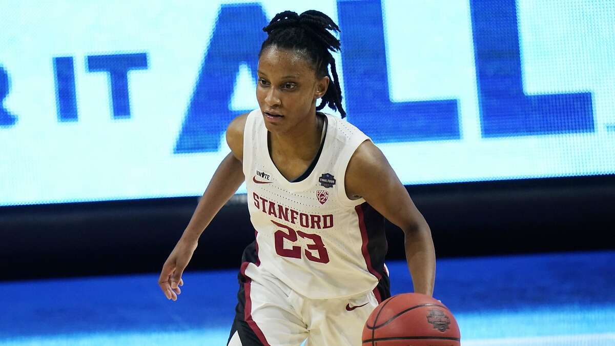 Kiana Williams and her Stanford teammates will face Arizona in the Women's NCAA Tournament championship game at 3 p.m. Sunday (ESPN).