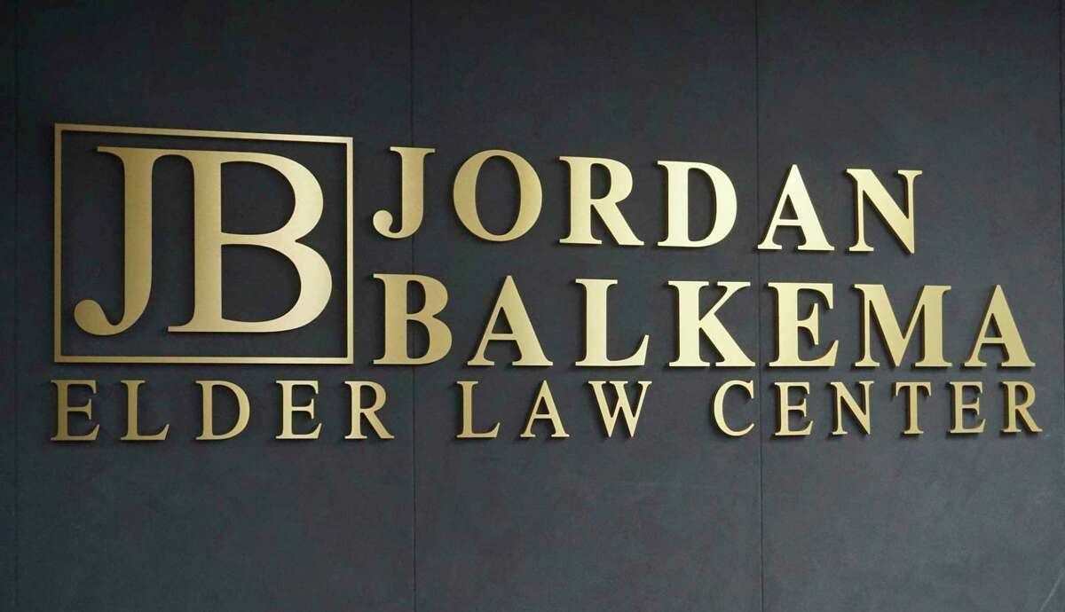 With its team of attorneys, the Jordan Balkema Elder Law Center's goal is to help individuals and their loved ones have a plan for later in life. (Pioneer photo/Joe Judd)