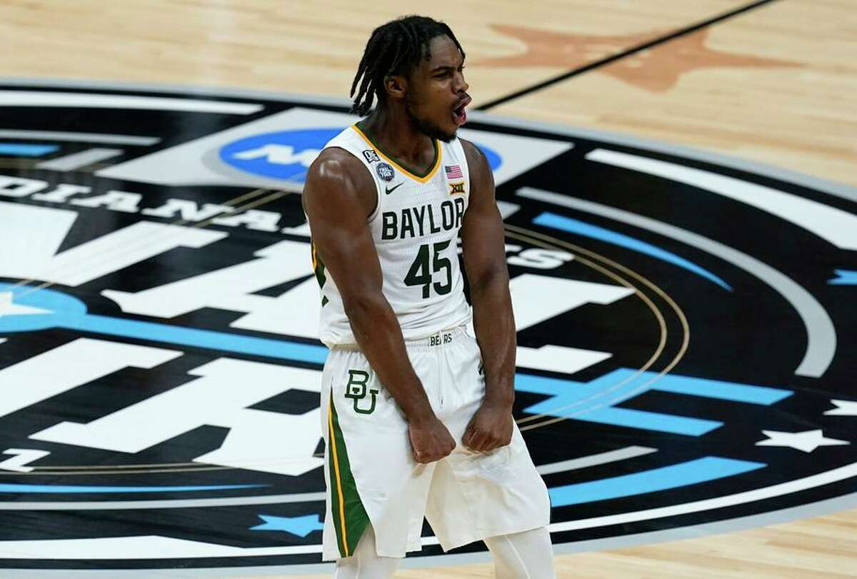 Guard Davion Mitchell and Baylor were dominant in the Final Four, beating Houston and Gonzaga by a combined 35 points.
