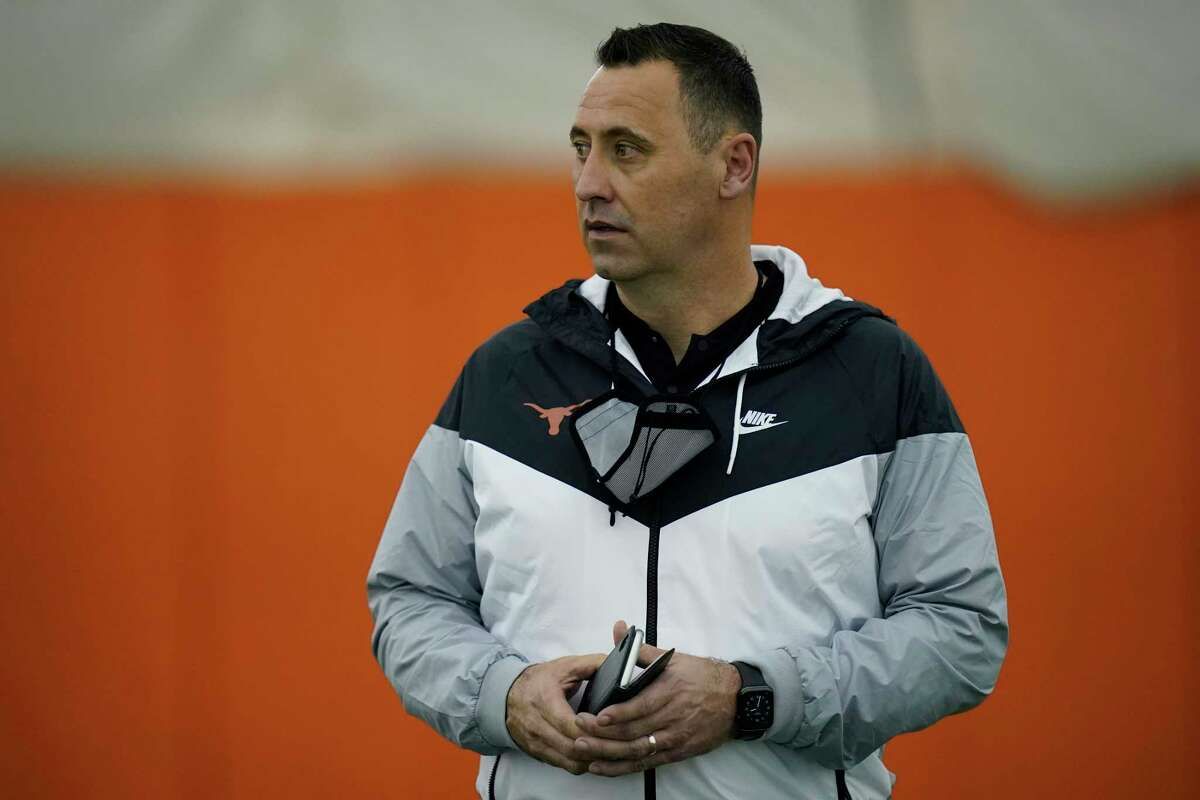 Texas head football coach Steve Sarkisian said high school players who opt out of their senior seasons to get ready for college could become a trend.