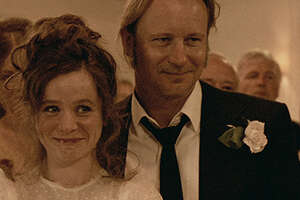 "Stellan Skarsgård and Emily Watson in ""Breaking the Waves"" (1996)."