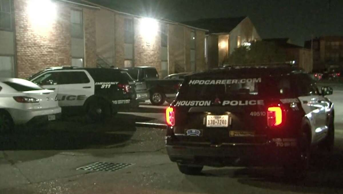 Two men were hospitalized after reportedly accidentally shooting themselves late Sunday night, according to police.