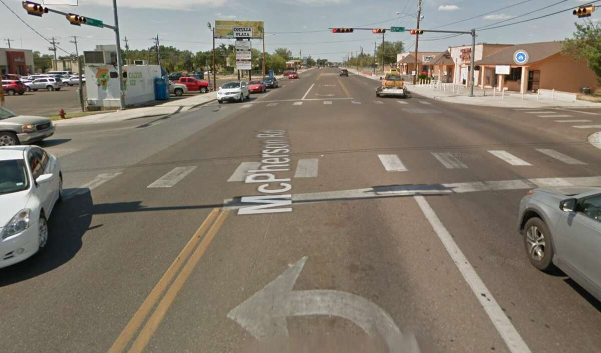 The incident was reported early Monday at the intersection of East Taylor Street and McPherson Road. Police said there were several people injured and one confirmed death.