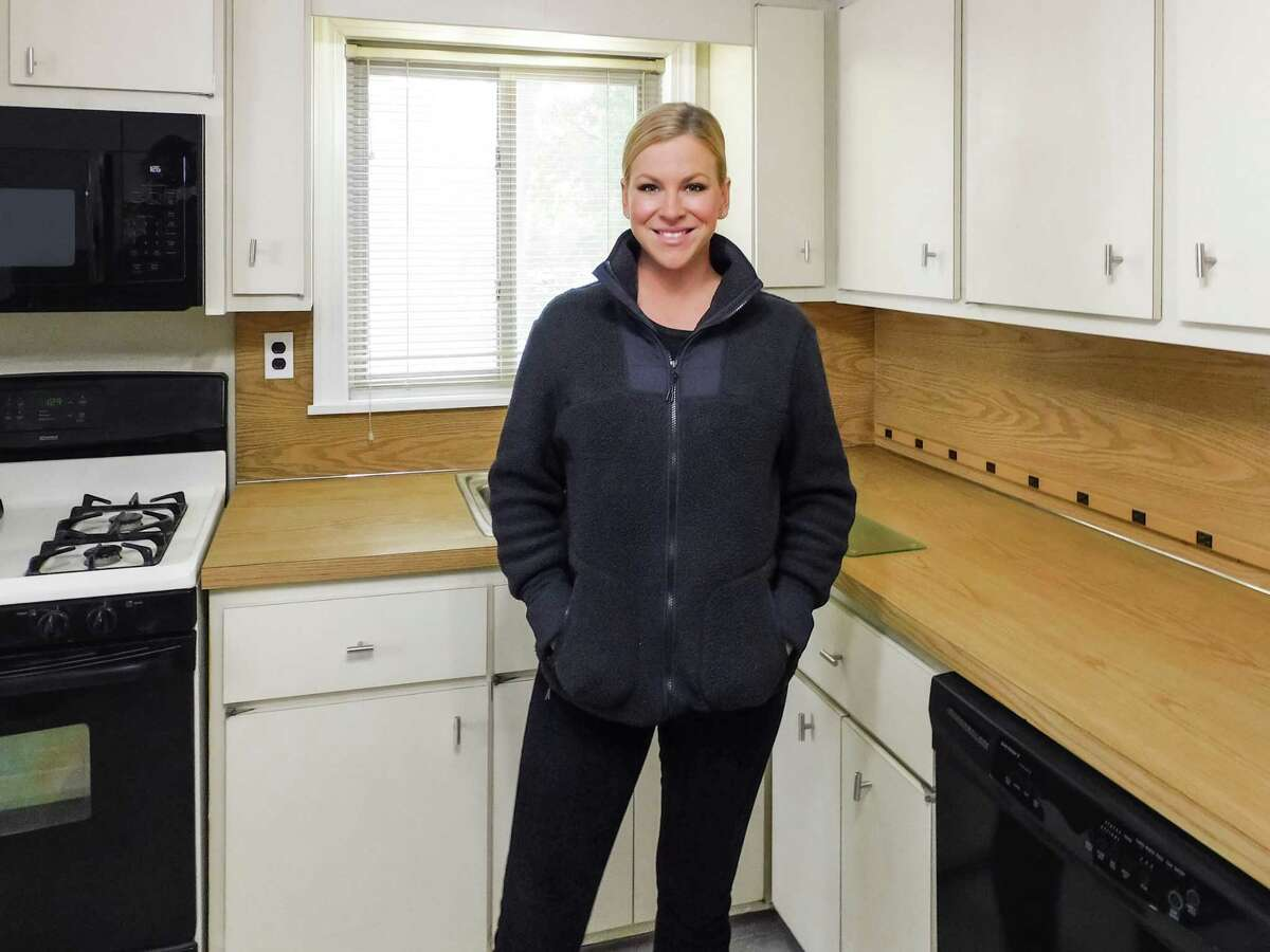 """Taylor Spellman is the star of HGTV show """"One Week to Sell."""" Spellman has one week to stage homes in New Jersey, New York or Connecticut and get them ready to sell."""