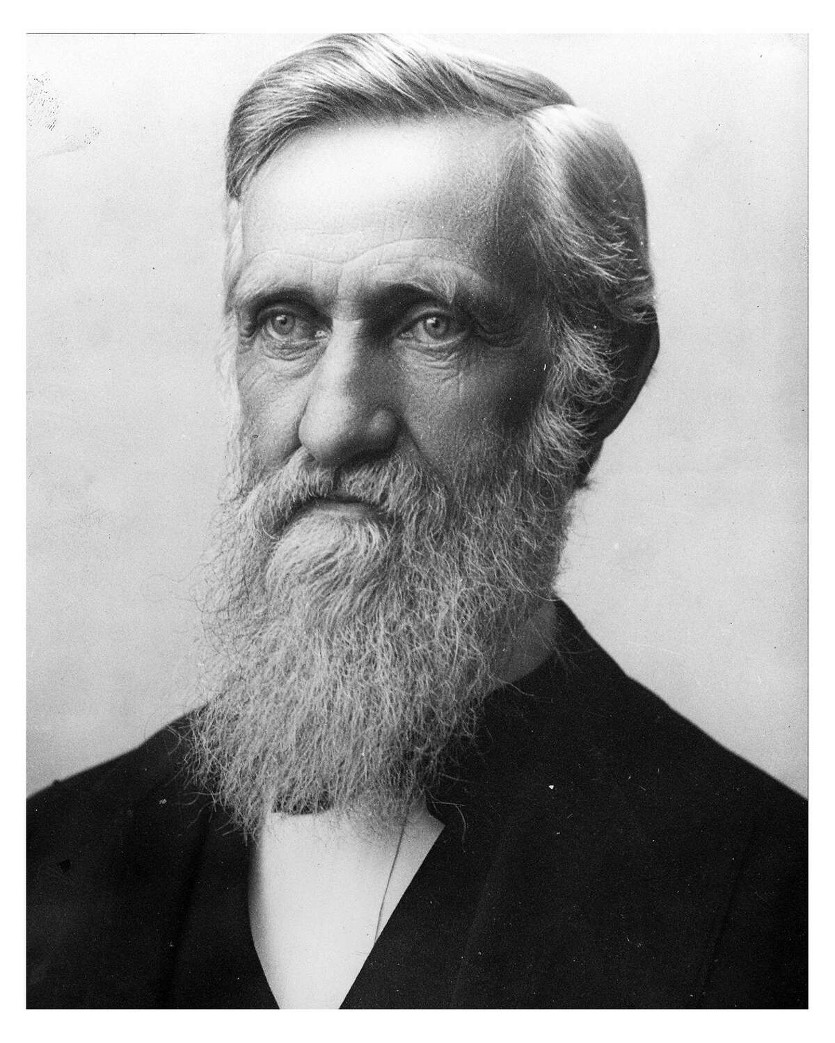Upon the news of President Lincoln's passing in April of 1865, local attorney, T.J. Ramsdell (pictured here) provided eulogistic remarks and prepared resolutions regarding the tragedy.