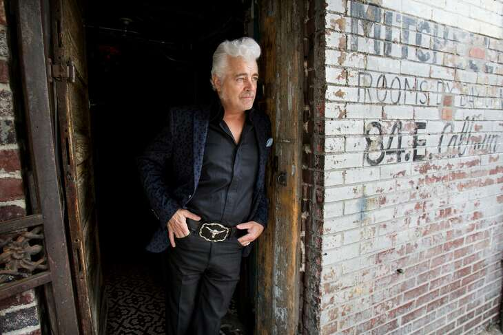 Country singer Dale Watson recently relocated from Austin, his home base for decades, to Memphis.