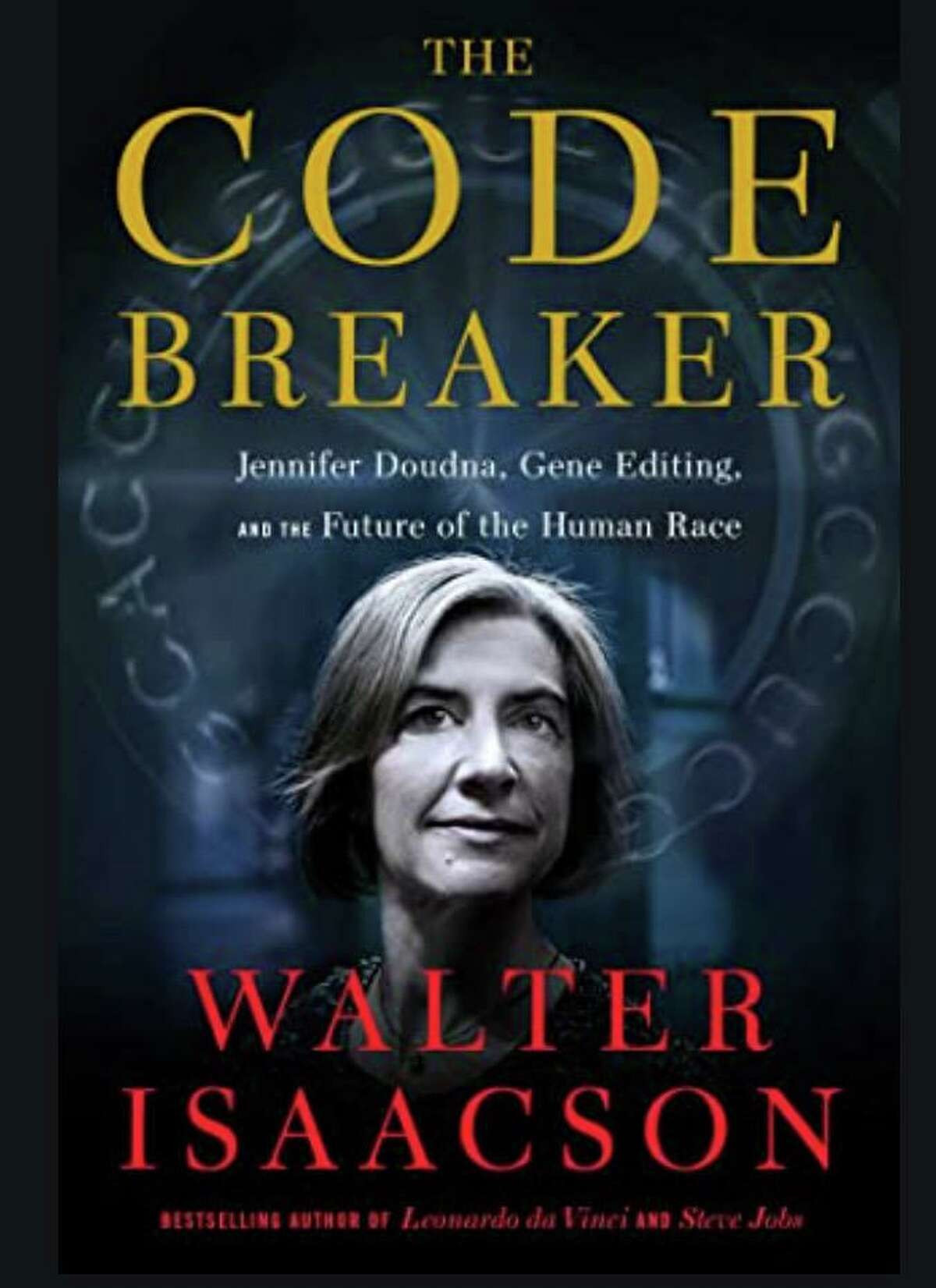 """Walter Isaacson's new book is """"The Code Breaker."""""""