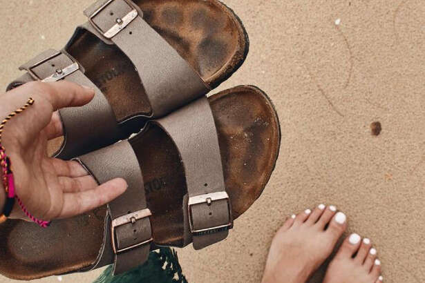 If you've been searching for new sandals, but are coming up short, we've found some we think you'll trip over!