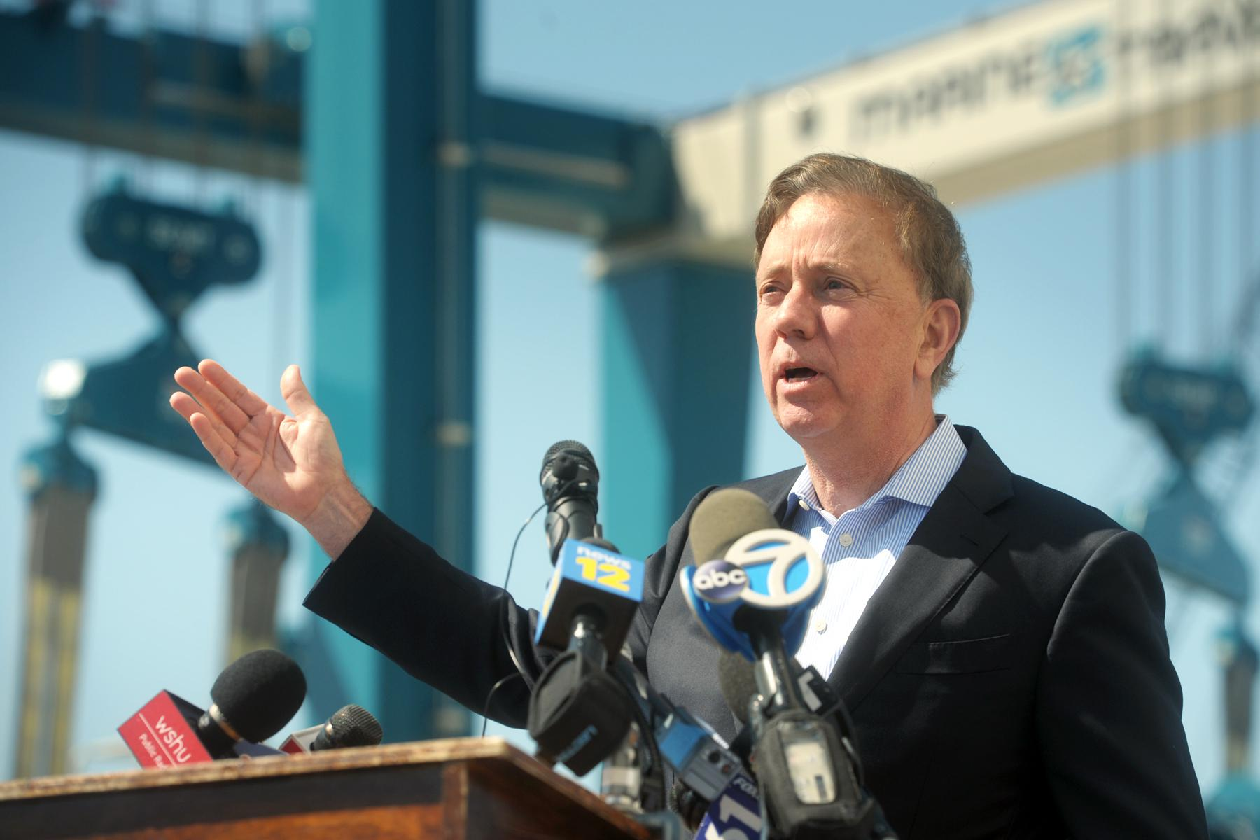 Democratic operative in place for Lamont's likely reelection bid