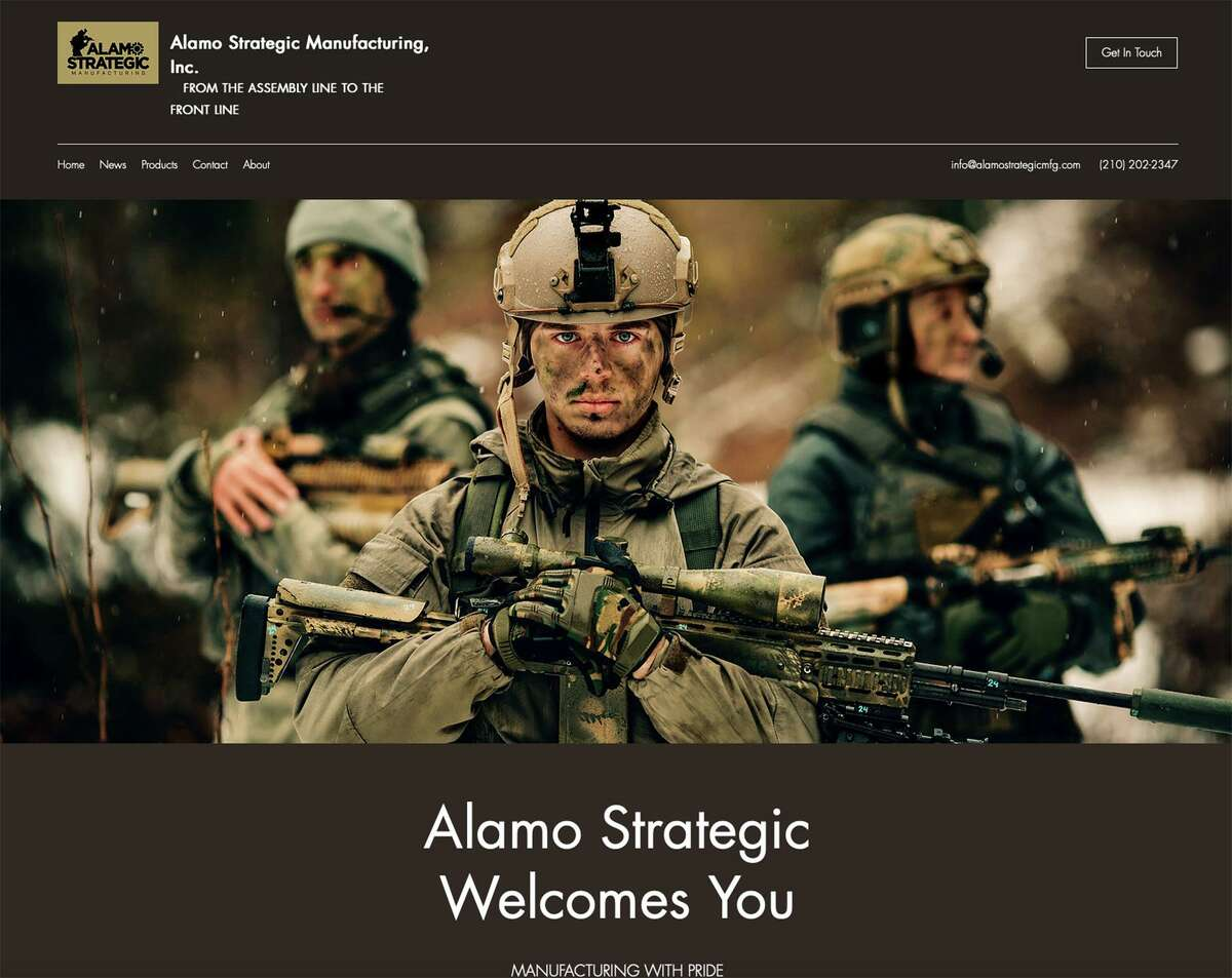 Alamo Strategic Manufacturing Inc. has filed for Chapter 11 bankruptcy protection, listing debts ranging from $1 million to $10 million.