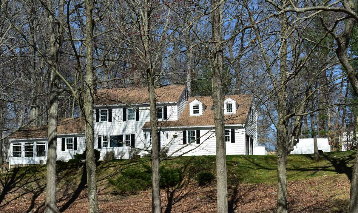 A Silver Spring Road home in Fairfield, Conn., that sold for $1.2 million on April 1, 2021. More than 200 Fairfield homes sold in the first quarter of 2021, contributing to a 23 percent increase in sales statewide compared to the prior year period.