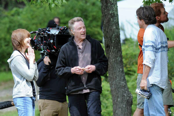 """Christopher Walken is part of the star-studded cast of the new Apple+ series, """"Severence,"""" currently filming in the Hudson Valley."""