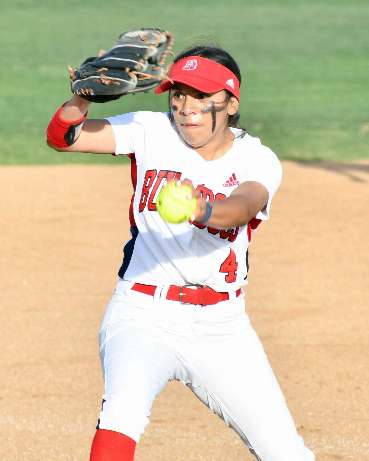 SammyBriones pitched four innings and struck out 10 batters, walked one and hit another.