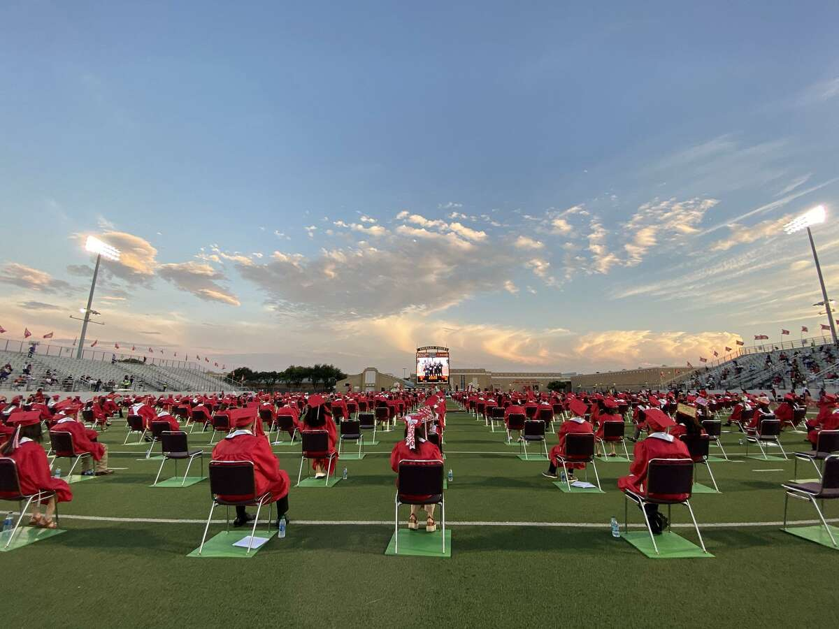 Martin High School is scheduled to hold its graduation ceremony Tuesday, June 1 at 8 p.m. at Shirley Field.