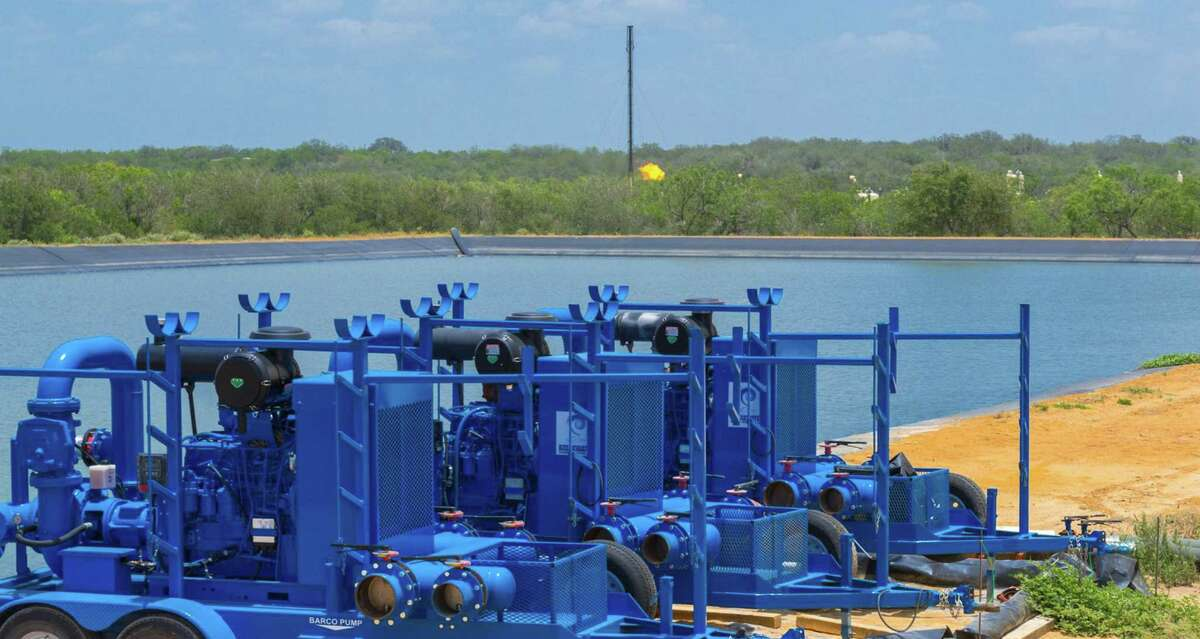 Headquartered in Houston,BreakwaterEnergy Partners recycles more than 16.8 million gallons of oilfield wastewater per day in the arid Permian Basin of West Texas and southeastern New Mexico. Once treated, the recycled water can be used again for drilling and hydraulic fracturing projects.