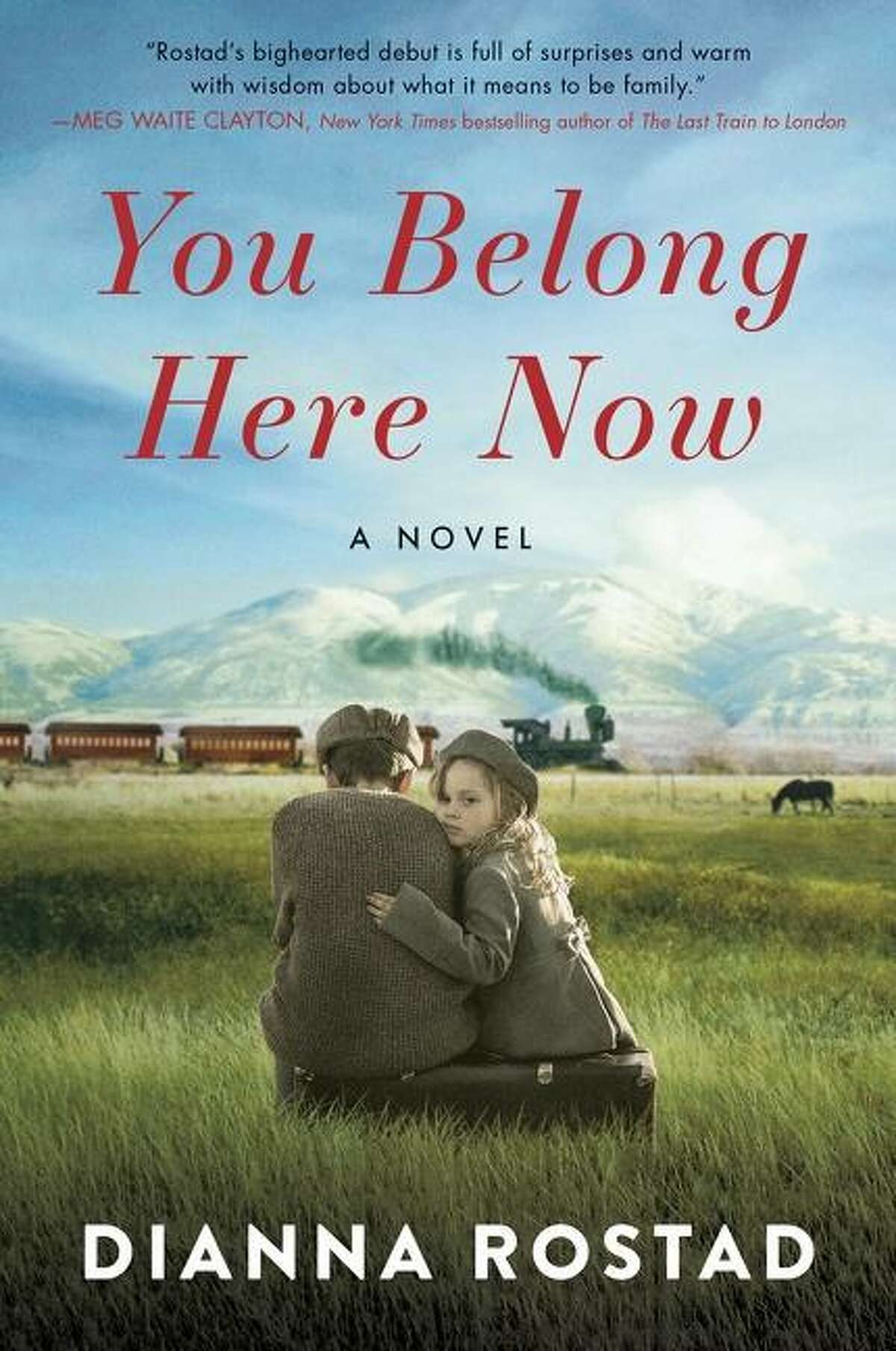 """""""You Belong Here Now"""" by Dianna Rostad."""