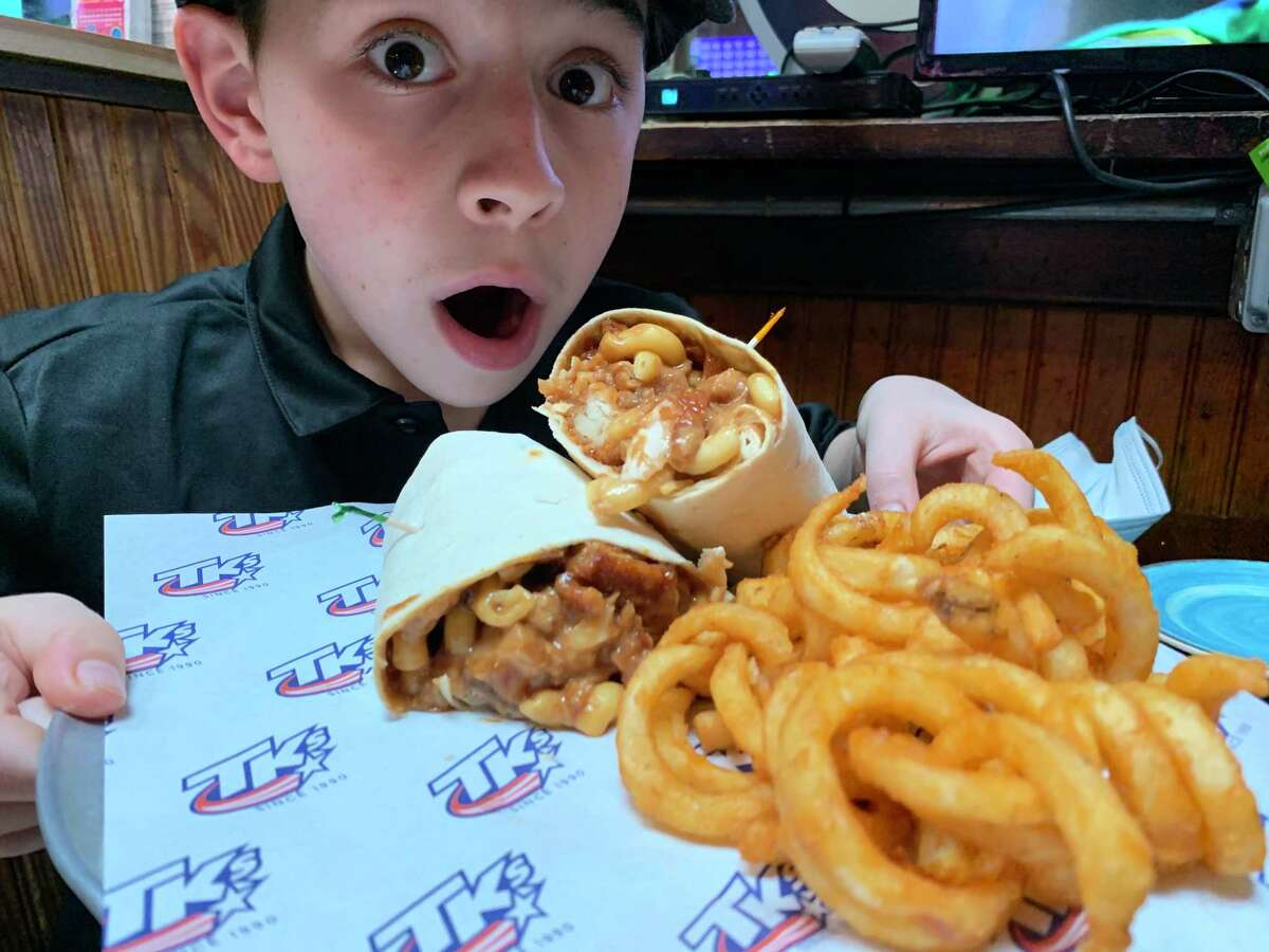 """Bethel's Nicky Zaccagno has been using his YouTube channel """"Nicky Will Eat It"""" to promote restaurants in the Danbury area."""