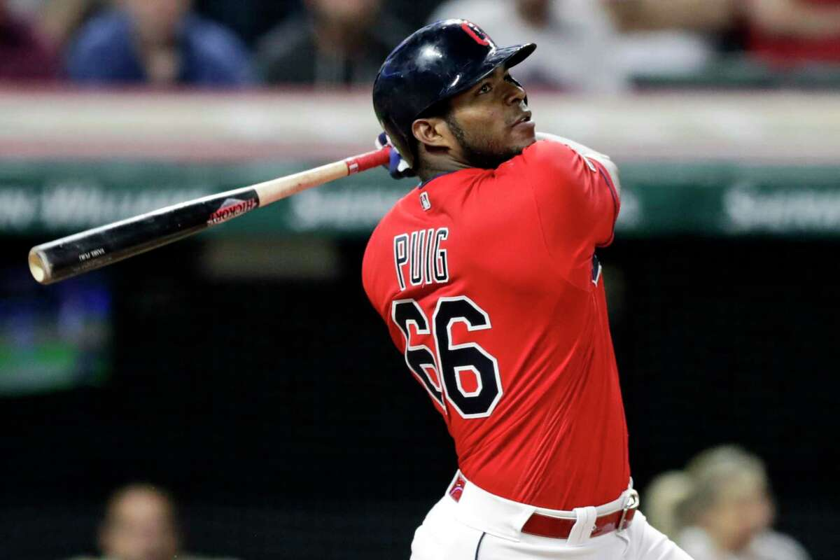 Rumors about former big leaguer Yasiel Puig potentially joining the Mexican Baseball League started swirling on social media on Monday. However, a LMB source told Laredo Morning Times that Puig signing with the league is just speculation right now.